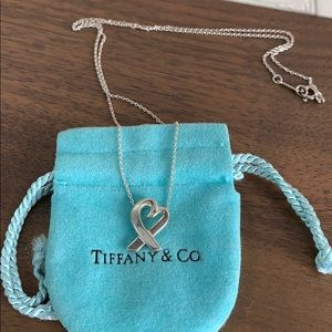 Brand New Tiffany & Co Necklace